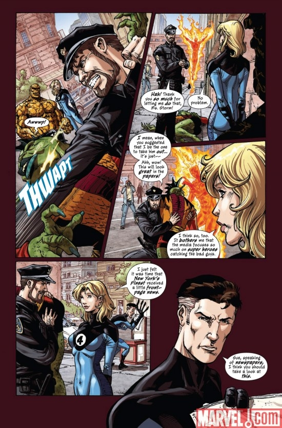 FANTASTIC FOUR GIANT-SIZE ADVENTURES #1, page 3