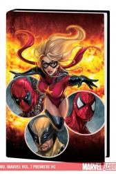 Ms. Marvel Vol. 7: Dark Reign (Hardcover)