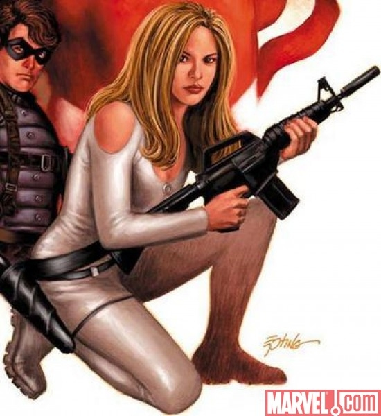 Image Featuring Sharon Carter