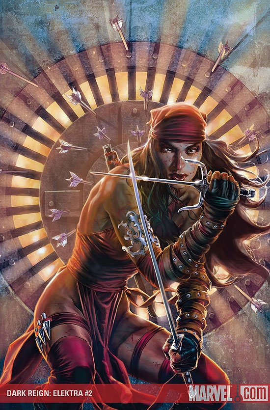 DARK REIGN: ELEKTRA #2