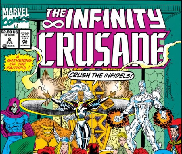 Infinity Crusade #2