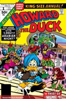 Howard the Duck Annual (1977) #1