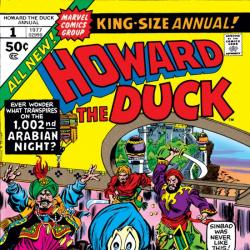 Howard the Duck Annual #1