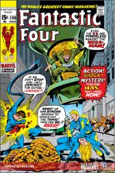 Fantastic Four #108 