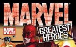 Marvel's Greatest Heroes Sampler #1