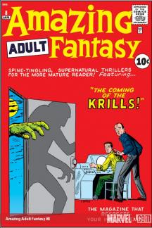 Amazing Adult Fantasy (1961) #8