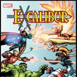 Excalibur Classic Vol. 3: Cross-Time Caper Book 1 (2007)