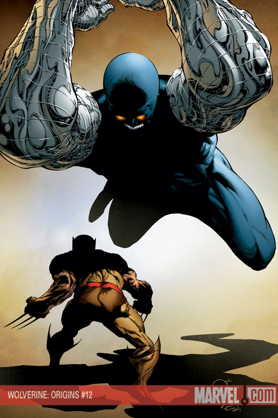 WOLVERINE: ORIGINS #12