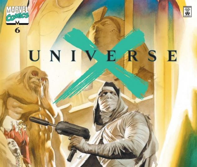 Universe X #6