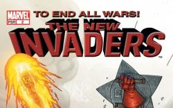 NEW INVADERS #2