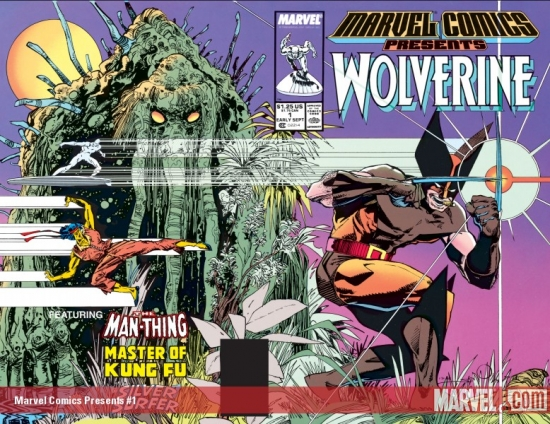 Marvel Comics Presents (1988) #1