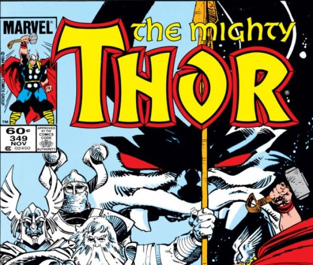 Thor (1966) #349
