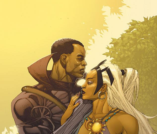 BLACK PANTHER (2008) #15 COVER