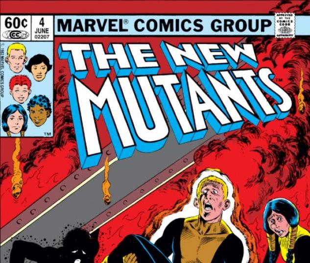 New Mutants #4