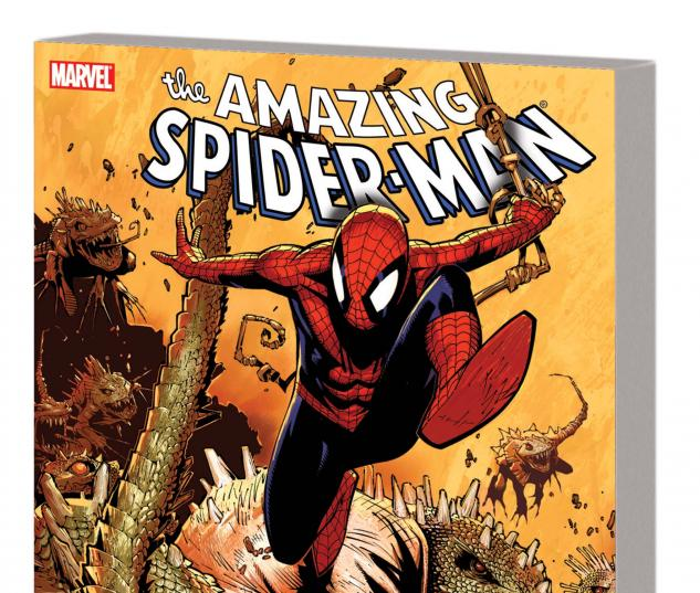 Spider-Man: The Gauntlet Vol.5 - The Lizard TPB