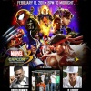 The Marvel vs. Capcom 3 Launch Party Poster