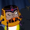 M.O.D.O.C. and the Wasp from The Avengers: Earth's Mightiest Heroes!