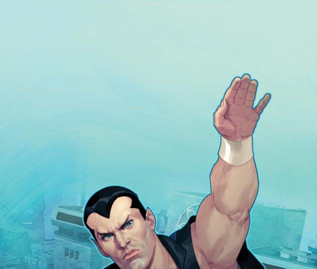 Namor: The First Mutant #11 cover