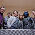 The cast of X-Men: First Class