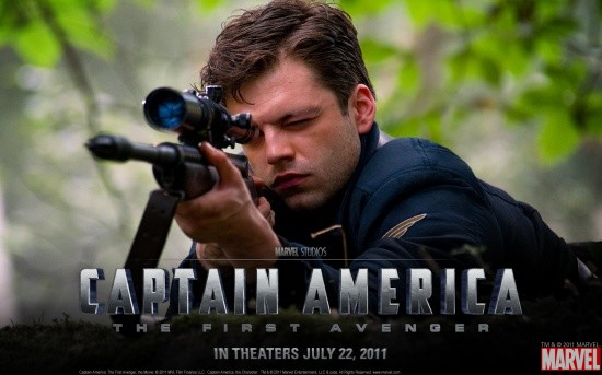 Captain America: The First Avenger Wallpaper #7