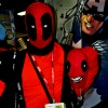 San Diego Comic-Con 2011: Deadpool Costumer