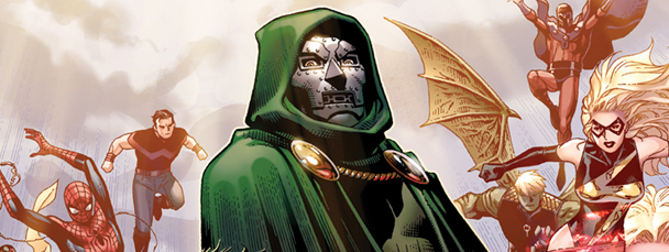 Avengers: Children's Crusade - Doctor Doom
