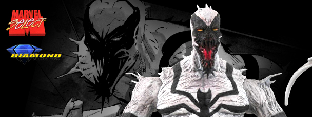 Anti-Venom Returns to Marvel Select Line-Up in