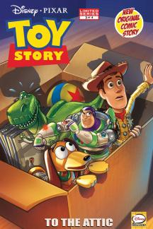 Disney*Pixar Presents: Toy Story (2011) #3