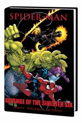 Spider-Man: Revenge of the Sinister Six Premiere HC (Hardcover)