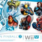 Download Marvel Pinball now in the Nintendo eShop for Wii U