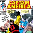 Captain America (1968) #328 Cover