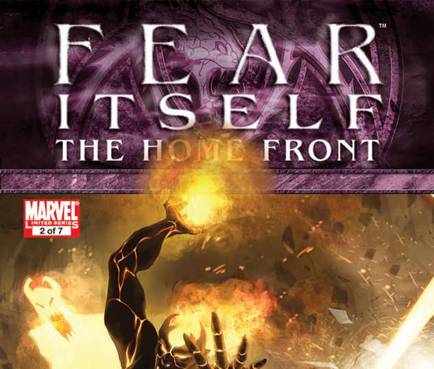 Fear Itself: The Home Front #2