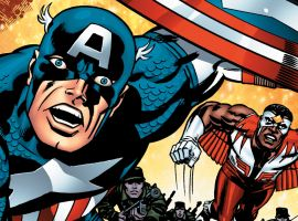 Follow the History of Captain America Pt. 13