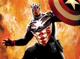 Follow the History of Captain America Pt. 37