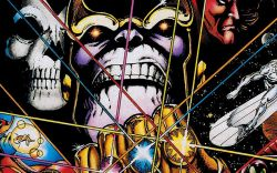 90s By The Numbers: Infinity Gauntlet #1