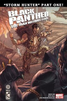 Black Panther: The Man Without Fear #519