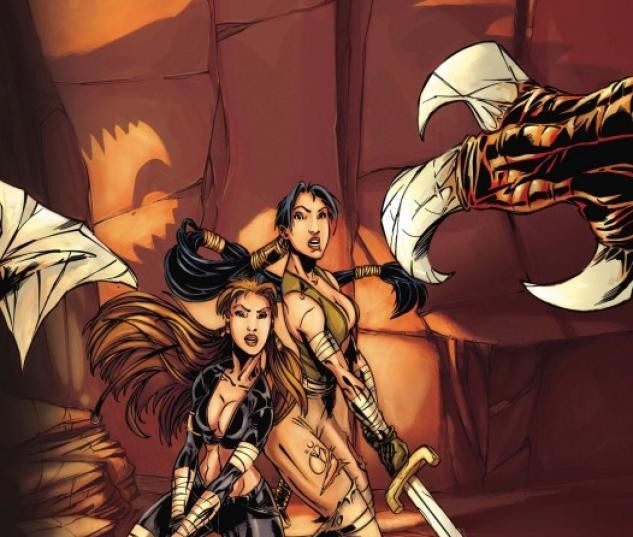 Tales of the Dragon Guard (2010) #2