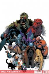 Marvel Pets Handbook #1 