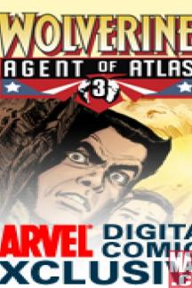 Wolverine: Agent of Atlas #3