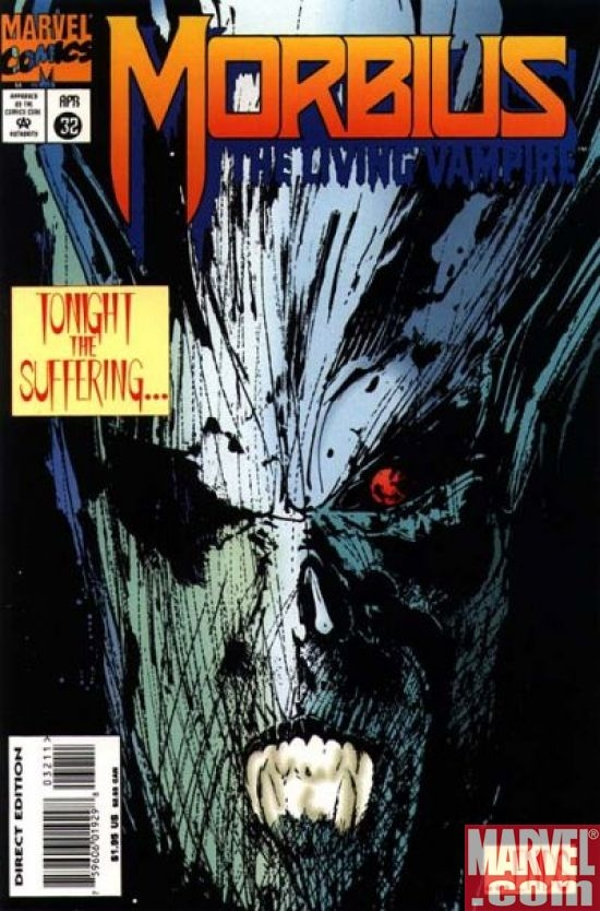 MORBIUS, THE LIVING VAMPIRE #32