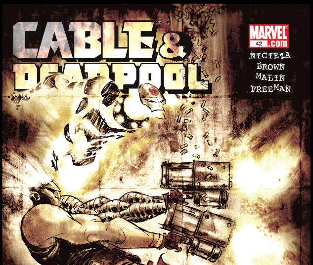CABLE & DEADPOOL #42