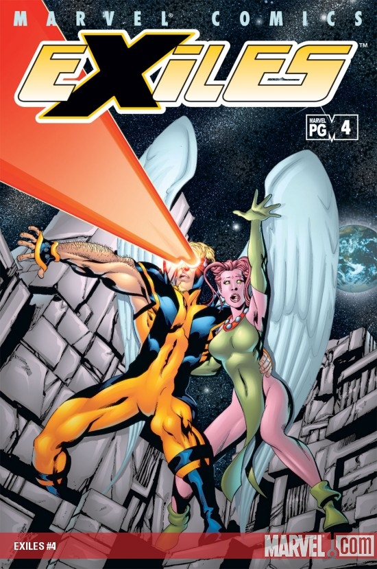 EXILES #4
