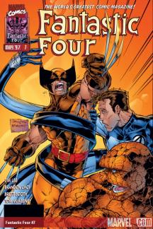 Fantastic Four (1996) #7