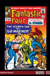 Fantastic Four #27 