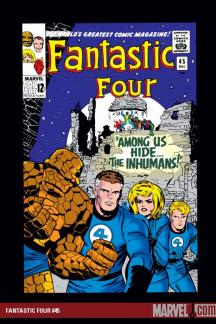 Fantastic Four (1961) #45
