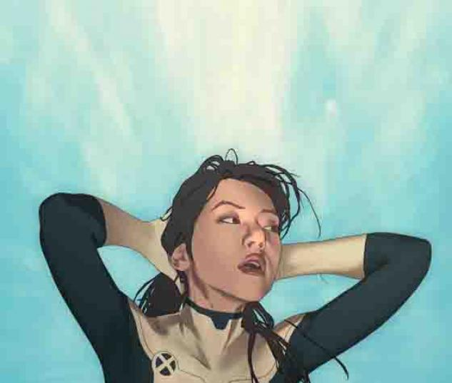 NEW MUTANTS (2002) #5 COVER
