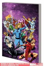 Women of Marvel: Celebrating Seven Decades Handbook (Trade Paperback)