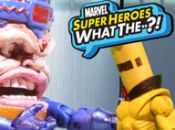 Marvel Super Heroes: What The Teaser Trailer