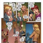 NEW MUTANTS FOREVER #1 preview art by Al Rio