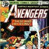 AVENGERS (1963) #177 cover